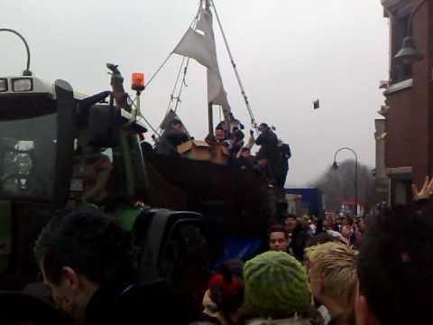 Wahner Piraten Karnevalszug Porz 2009