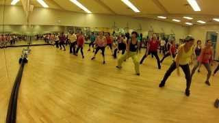 Sujeily Zumba 20131017/05 - Show You How to Love