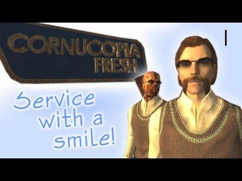 Fallout New Vegas Mods: Run a Shop! - Part 1