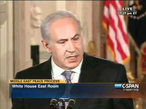 Mid-East Peace Leaders d- Netanyahu - Will Israel Plunder of Palestine End?
