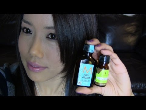 Macadamia Healing Oil & Moroccan Oil Treatments (마카다미아 & 모로칸 오일)