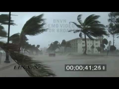 8/25/2005 Hurricane Katrina, Miami, Florida, part 2 of 3