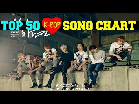 K-POP SONG CHART [TOP 50] SEPTEMBER 2015 [WEEK 5]