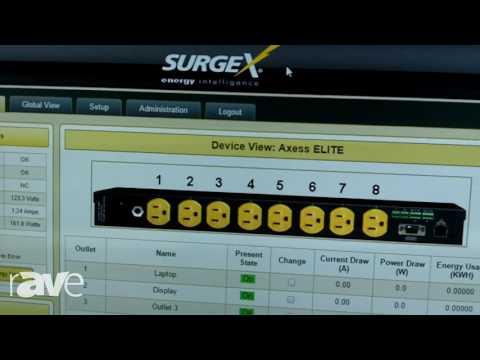 NYDSW: SurgeX Shows Off Surge Elimination Technology