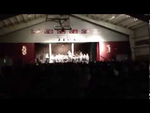 Conestoga Christian School Band - 12/15/2013