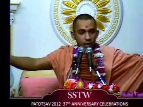 Willesden Temple 37th Patotsav 2012 - Day 2 - Evening Katha