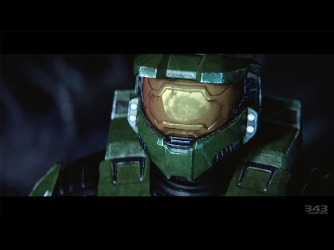 Halo 2: Anniversary Cinematic Trailer