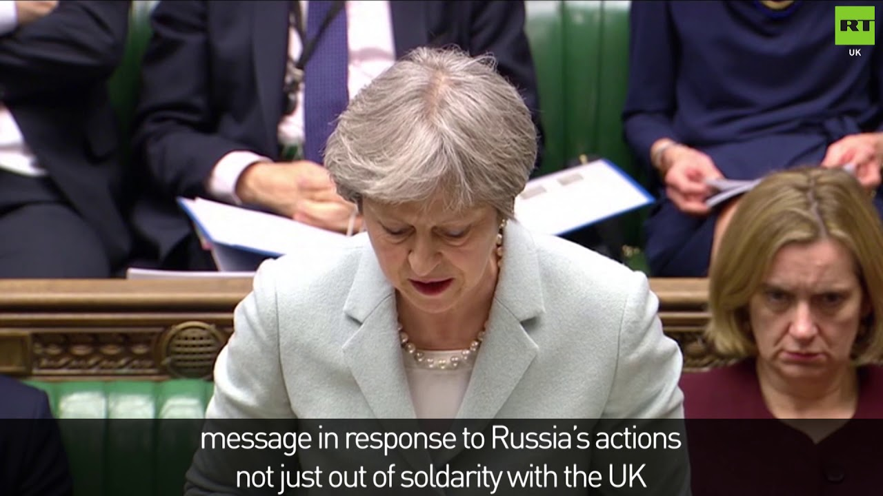 May: 18 countries will expel over 100 Russians