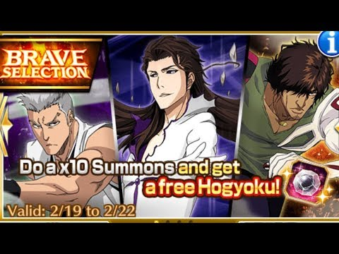 [675 Orbs] Bleach Retired Souls Brave Selection for Power Aizen