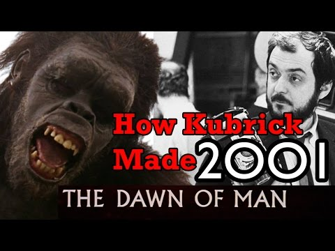 How Kubrick Made 2001: A Space Odyssey - Part 1: The Dawn Of Man