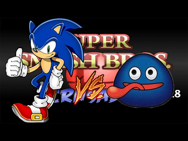 SSBCSonic vs Gooey