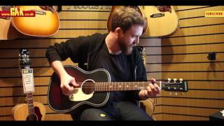 Gretsch - G9500 Jim Dandy Demo at GAK
