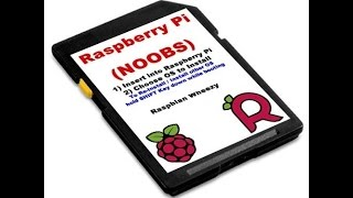 Raspberry PI 2 B first time Setup (1/2 Hr Process V1.5.0) - Creating a Boot SD Card