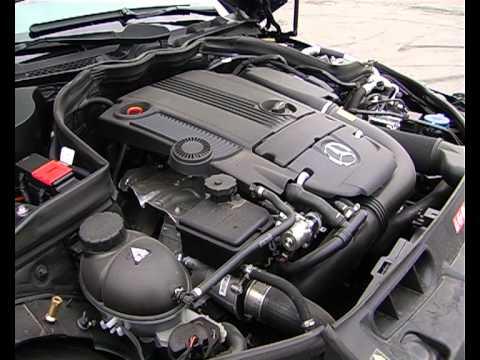 Тест-драйв Mercedes-Benz C180