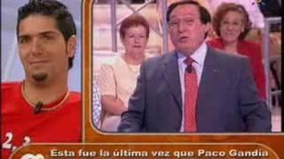 El Chiste De 'los Garbanzos', De Paco Gandía, En Canal Sur