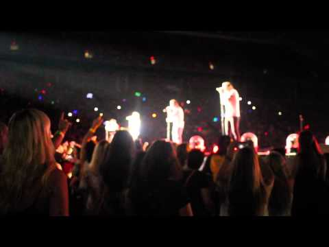 OTRA Columbus Stockholm Syndrome and Fireproof One Direction