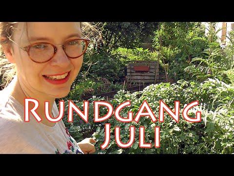 Gartenrundgang Juli 2016 - The Krauts