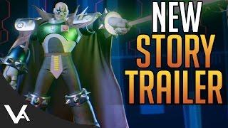 Marvel Vs Capcom Infinite - New Story Mode Trailer! Ultron Sigma Reveal For MVCI