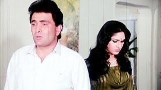 Gharana - Part 14 Of 17 - Rishi Kapoor - Meenakshi Sheshadri -Superhit Bollywood Movies