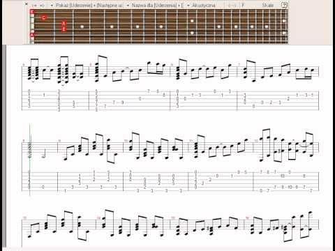 Naruto guitar chords