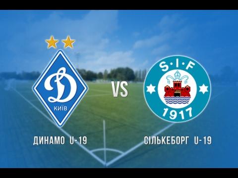 «Динамо» (U-19) - «Сількеборг» (U-19, Данія) 8:0. Голи!