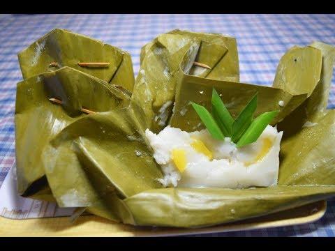 Kue Basah Bangko Rasa nangka Banyuwangi 2018