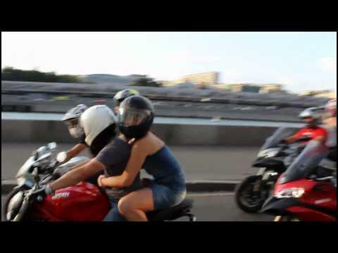 Мотопробег Enjoy&Ducati