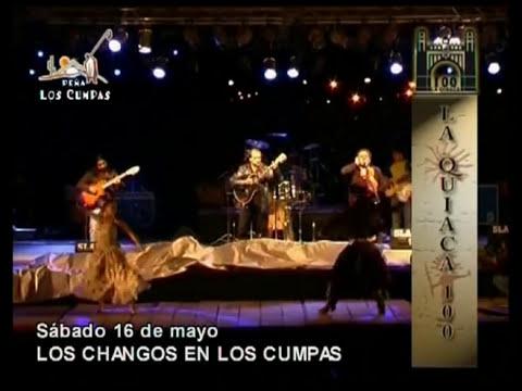 LOS CHANGOS, Ya no vendrás (zamba)