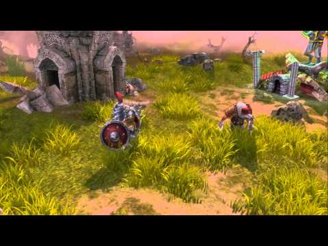 Majesty 2 Battles of Ardania | trailer (2010)