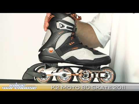 Inline Skates k2 Exo k2 Moto 80 Inline Skates For