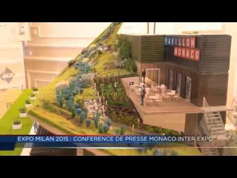Conférence de presse de Monaco Inter Expo