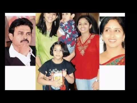 Venkatesh Family Daughter Unseen Pics