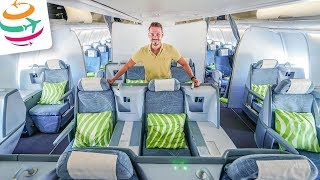Fantastisch! Die Finnair Business Class A330-300 | GlobalTraveler.TV