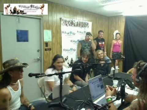 RATT Rocklahoma 2009 Interview Wyldside Radio Show