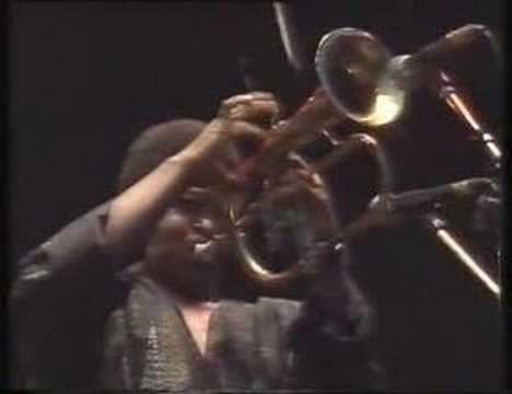 Hugh Masekela - Coal Train Live