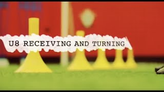 Soccer Drills: Receiving And Turning