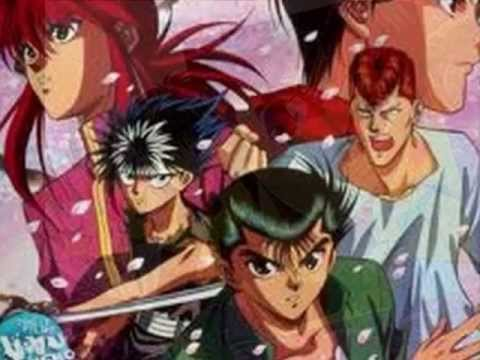 Yu Yu Hakusho Ending 1 video