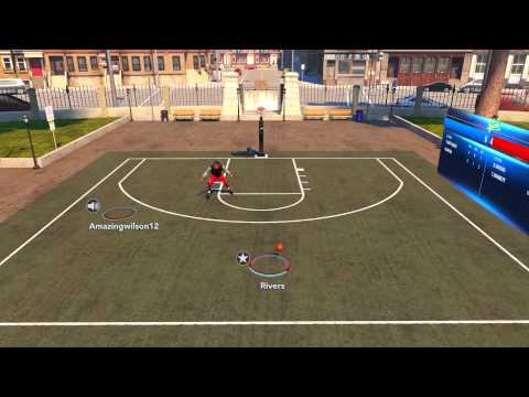 NBA 2K14 PS4   The Biggest Park Mode Glitch (Invisible Mode)  @Ronnie2k @LD2K @2ksports