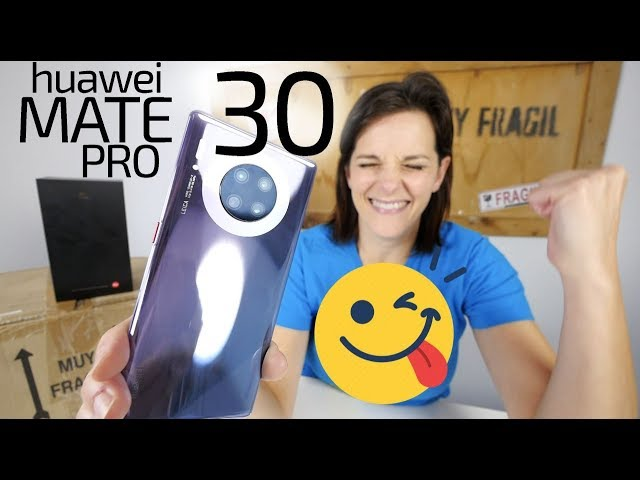 Huawei Mate 30 PRO -el dГa del JUICIO FINAL-