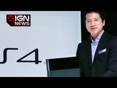 SCEJ Boss Retires Ahead of Tokyo Game Show - IGN News