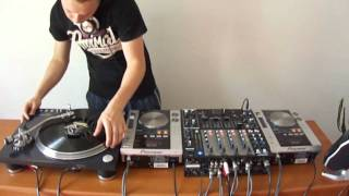 Dj Reverse - Summer Mix 2011 (Electro House)