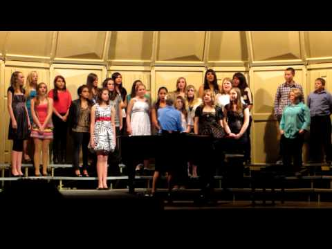 Cortez Middle School  1st semester 7th grade choir