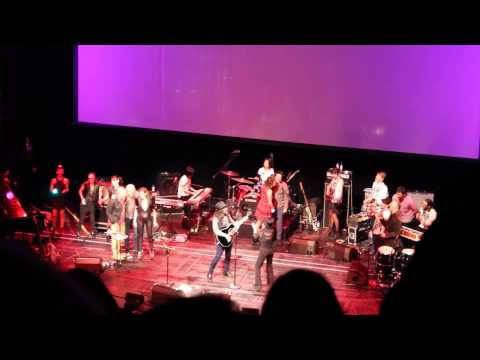 Yoko Ono 80th bday - Give Peace A Chance