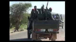 Ciidanka Qaranka Somaliland oo Magaalada Taleex Gaadhay