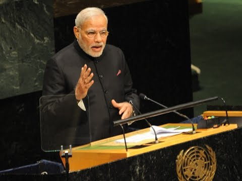 PM Narendra Modi to address UN General Assembly