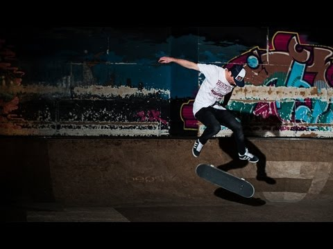 The Ultimate Shred Day: Surf, Snow, and Skate - Marko Grilc 2013