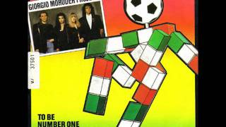 Watch Giorgio Moroder To Be Number One video