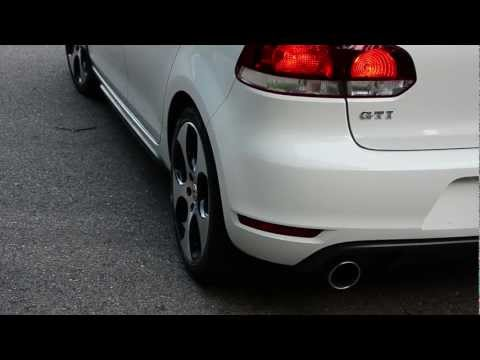 Volkswagen GTI Stock vs. Magnaflow Exhaust by WINDING ROAD