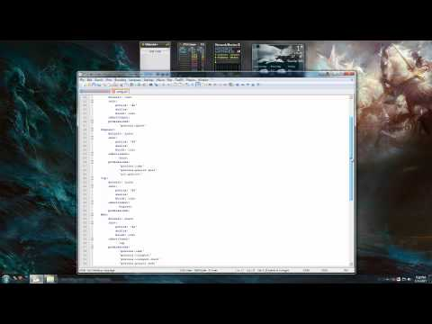 Nijikokun's Permissions Plugin Config Tutorial video