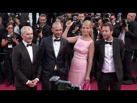Un Certain Regard jury Uma Thurman and more on the red carpet for the 70th Anniversary thumbnail